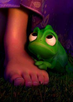 I love her french toe-nails :D Disney Pixar, Disney Sidekicks, Walt Disney Co, Disney Nerd, Disney Fan Art, Cute Disney, Disney Cartoons, Disney Princess Rapunzel, Disney Tangled