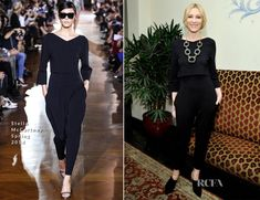 Cate Blanchett In Stella McCartney – W Magazine 'Best Performances' Portfolio Celebration