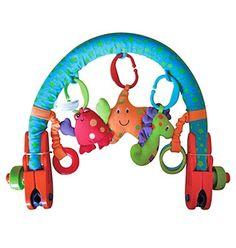 ¡Un arco de actividades para los más pequeños! #juguetes #bebes