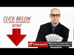Tubelaunch Program  http://www.youtube.com/watch?v=7x4MnSECzZo