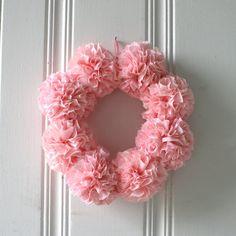 Pom Pom Wreath. Nx