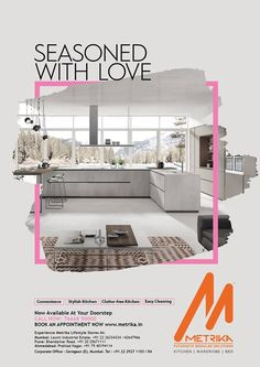 Seasoned With Love  Metrika's Designing experts are consistently working on  the innovative kitchen ideas, with Modern, yet contemporary looks and designs. ➡️ Our Store At Your Door Step. You can connect with Metrika for a customised solution at  your very own doorstep!  Call us : +91 7738392159 ➡️ Visit Our Website: http://www.metrika.in/ #MetrikaKitchens #ModularSolutions #modularkitchens #beds  #wardrobe #classy #FuturisticModularSolutions #Homemakers  #DoorStepService #MetrikaDesign