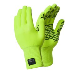 Touchfit Hi-Vis Waterproof Gloves for all activities like Cycling and workwear