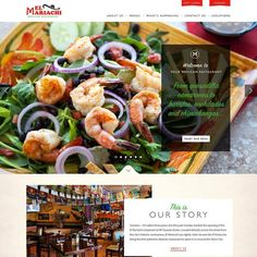 We are happy to announce that we are working on a new, responsive website design for El Mariachi. This is a sneak peek at the brand new homepage. We are integrating the branding style elements that we have had the opportunity to design for this ongoing, growing business. We are building a website that evolves as its brand does.