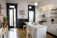 Greene St kitchen, BParc