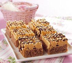 Myslíme si, že by sa vám mohli páčiť tieto piny - sbel Small Desserts, Sweet Desserts, Sweet Recipes, Baking Recipes, Cake Recipes, Sweet Factory, Czech Recipes, Mini Cheesecakes, Desert Recipes