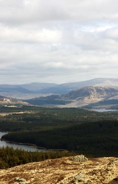 Galloway Forest from Shalloch on Minnoch Scotland [2867  4480] [OC] #reddit