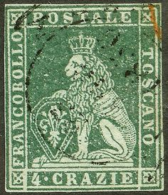 Postage stamps and postal history of Tuscany - Wikipedia, the free .
