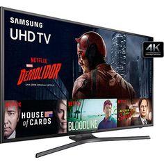 """😱 Preço TOP 🔥 Telão 4K ➡ Smart TV 50"""" Samsung 50KU6000 Ultra HD 4K HDR com Conversor Digital 3 HDMI 2 USB 120Hz R$ 2.699,90 no boleto https://bruna.club/2v1X2Dp 👈 Clica no link para comprar  💡 Dica: O Facebook está diminuindo o alcance dos grupos, se você quer ver mais promoções no seu Facebook CURTA e COMENTE UP nessa postagem  #supersale"""