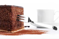 Kakaový hrnčekový koláč