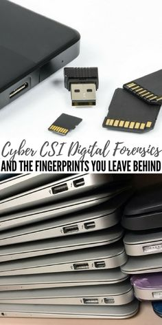 Cyber CSI: Digital Forensics and the Fingerprints You Leave Behind - The author here has broken down some pretty impressive and confusing principles. Remember, its like the old saying goes, ignorance is not the same as innocence. Well, ignorance is getting harder and harder to beat back.