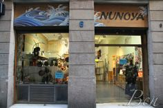 Fotos tienda Nunoya Barcelona