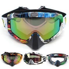 afc3398196f promo newest motocross goggles cross country skis snowboard atv mask oculos  gafas mx windproof dust proof