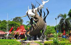 Pin By Miyareth On I Ll Be There Surabaya Indonesia Yogyakarta