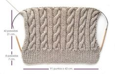 Wool Beanie with fur pom pom – Knitting Pattern & Tutorial - Örgü Modelleri Crochet Beanie Hat Free Pattern, Baby Knitting Patterns, Knitting Stitches, Baby Patterns, Crochet Patterns, Free Knitting, Hat Crochet, Knitting Wool, Crochet For Kids