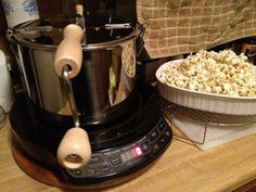 Homemade yogurt recipe recipes to categorize pinterest larry gs picture of scrumptious looking popcorn made in the nuwave pic thanks larry directions set the pic at 375 add 2 t of oil and c popcorn to fandeluxe Choice Image