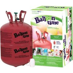 Small Helium Tank 8.9cu ft