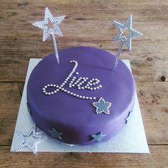 Feeën taart sterren / Starry Fairy Cake