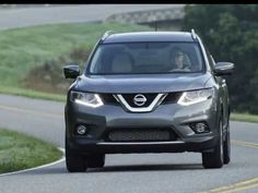 2014 Nissan Rogue - YouTube