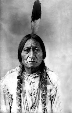 Toro Seduto. Il 25 giugno 1876 il Settimo Cavalleggeri, guidato dal tenente colonnello George Armstrong Custer fu distrutto, sulla collina del Little Bighorn, dagli indiani Sioux Oglala e Hunkpapa, Apaches e Cheyennes, guidati da Toro Seduto e Cavallo Pazzo.