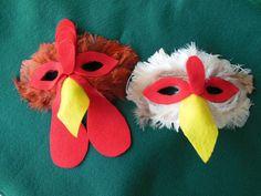 chicken masks | Chicken Masks