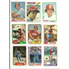 HUGE Different 35 BOB BOONE cards lot 1976 - 1991 Phillies Angels Royals Listing in the 1980-1989,Lots,MLB,Baseball,Sports Cards,Sport Memorabilia & Cards Category on eBid United States | 147730315