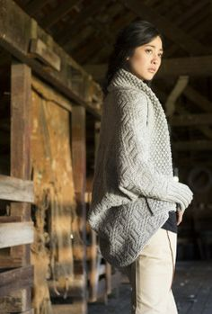 Enter to win a Rimrock Cardigan Kit from Imperial Yarn through AllFreeKnitting! This beautiful cardigan is made with Imperial Yarn's Erin - a 3-ply all-around medium worsted weight yarn. Producing a soft fabric, this yarn is especially nice for the lively
