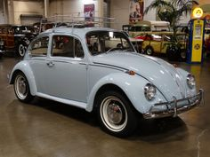 For Sale — L639 Zenith Blue '67 Beetle | 1967 VW Beetle.