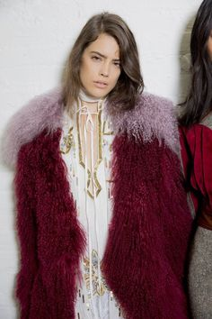 A blast from the past worth repeating in the future! #Rodarte #SS16 on M'O now!