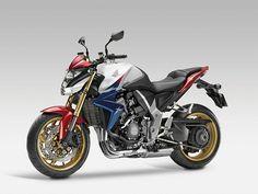 3Hƒ0® #Jride | #Honda CB 1000 R Tricolor ABS ´11