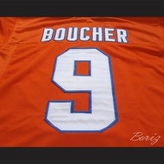 afc216e56 Bobby Boucher 9 Mud Dawgs Football Jersey The Waterboy