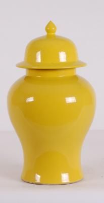 Yellow Jar: Avala and Summerour Lamps