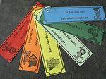 Juf Laidya klasideetjes | stappenplan evaluatiekaartjes