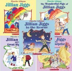 The Jillian Jiggs Collection:Amazon:Books