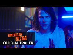 #AmericanUltra Trailer (stars Jesse Eisenberg and Kristen Stewart)