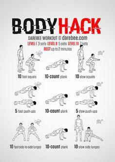 Body Hack Workout