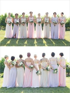 1000  Pastel Bridesmaid Dresses di Pinterest - Gaun Pengiring ...
