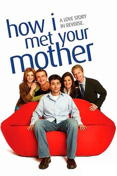 How I Met Your Mother.. Never heard of this show b4, just started watching it on netflix, funny!
