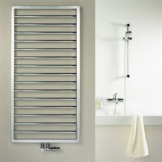 Zehnder Subway Designer Heated Towel Rail