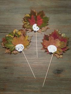 Autumn leaves - creative decoration and handicraft ideas - house decoration more - Fall Crafts For Kids Kids Crafts, Fall Crafts For Kids, Toddler Crafts, Preschool Crafts, Diy For Kids, Diy And Crafts, Arts And Crafts, Fall Preschool, Craft Projects For Kids