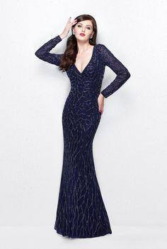 1f1c6c234d6 Primavera Evening 1746 Primavera Evening The Ultimate Womans Apparel. Long  Sleeve Formal GownsLong ...