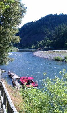 Rogue River, Gold Beach Oregon