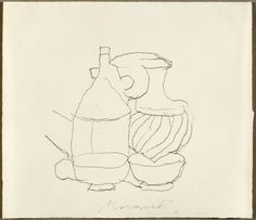 """igormaglica: """" Giorgio Morandi (1890-1964), Natura morta / Still life…"""