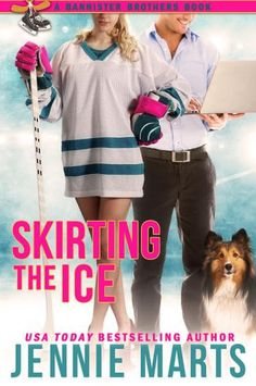 {Spotlight & Giveaway} Skirting the Ice by Jennie Marts*
