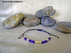 NOUVEAUTÉ Bracelet d'amitié minimaliste réglable en perles Beaded Bracelets, Etsy, Jewelry, Bangle Bracelets, Minimalist, Beads, Unique Jewelry, Jewellery Making, Jewels