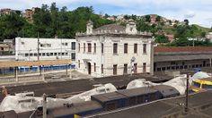 Barra do Piraí Através de Fotos: Estação Ferroviária de Barra do Piraí