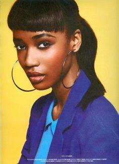 Nadja Giramata in Dedicate magazine S/S 2012, photographed by Lara Giliberto, styled by Yoko Miyake
