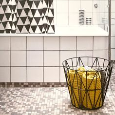 Bathroom:Fantastic And Excellent Design Idea With Wire Basket For Storage And Style How to Exquisite Bath Decors