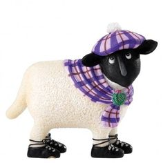 Isla from the Ewe and Me Collection. . . Sold by TartanPlusTweed.com  A family owned kilt and gift shop in the Scottish Borders