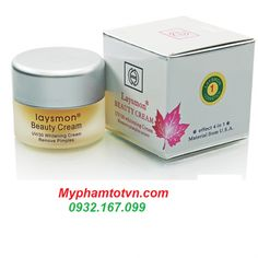 Kem Laysmon trị mụn UV30